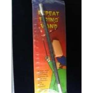 Repeat Shooting Wand   Fire / Stage / Magic Trick Toys & Games