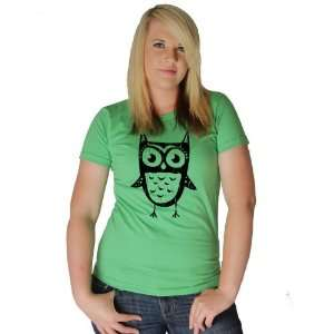 Just Another Owl American Apparel T shirt