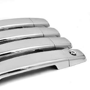 Automotive Triple Plated Chrome Door Handle Cover Trim Kit