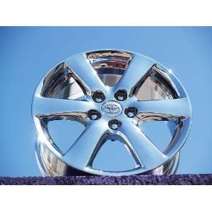 Toyota RAV4 Set of 4 genuine factory 17inch chrome wheels