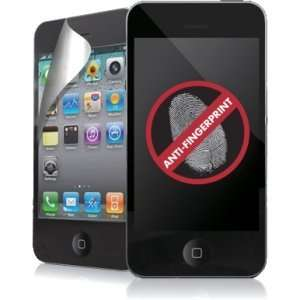 Macally ANTIFINP4 Screen Protector for iPhone. ANTI FINGERPRINT SCREEN