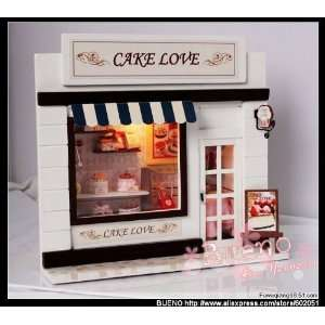 shop diy creative mini house cake food of love european Toys & Games