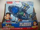 Little People DC Super Friends WONDER WOMAN INVISIBLE JET Sound