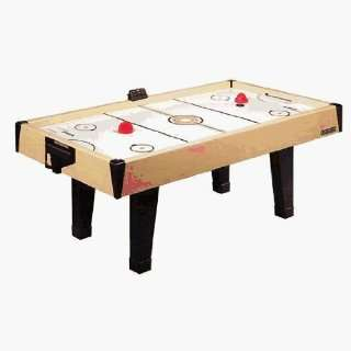 And Games Foosball Air Hockey Signature Air   Powered Hockey Table   7