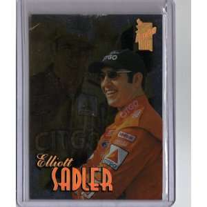press Pass Vip Elliott Sadler #Lx21 #Rd to 225 Sports Collectibles