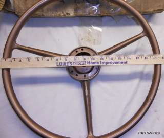 NOS MoPar 1949 Dodge Steering Wheel
