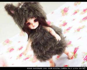 YOYO DollFamily 16cm BB doll bjd df cute baby GIRL