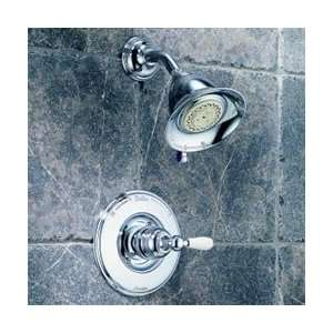 LHP/DR10000UNBX/H712 Victorian Single Handle Shower Faucet   Chrome