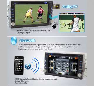 In Dash Car DVD Player Radio Video Unit GPS/NAV For TOYOTA CAMRY