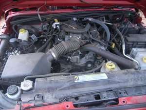 ENGINE MOTOR 3.8L 2010 JEEP WRANGLER