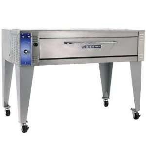 Bakers Pride Electric Pizza Oven   Single Deck   74 Wide x 43 Deep