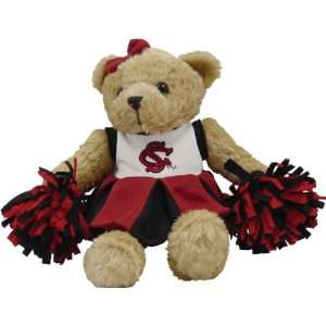 South Carolina Gamecocks USC NCAA Cheerleader Bear
