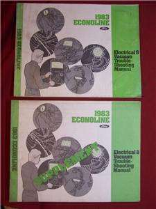 is the dealers Electrical & Vacuum Trouble shooting Manual (EVTM