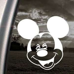 Disney Decal Mickey Mouse Car Truck Window Sticker Automotive