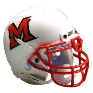 MIAMI OHIO REDHAWKS OFFICIAL FULL SIZE SCHUTT FOOTBALL