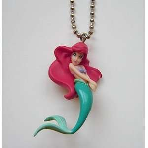 New RARE 3 D PVC Disney Princess Ariel Little Mermaid Rearview Mirror
