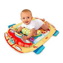 Bright Starts Tummy Cruiser Prop & Play Mat   Bright Starts   ToysR
