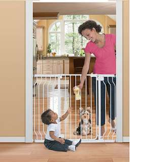 Summer Infant Sure and Secure Extra Tall Walk Thru Gate   Summer