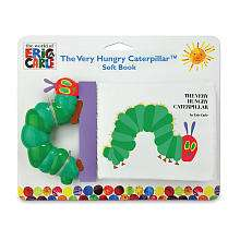 The Very Hungry Caterpillar Soft Book   Kids Preferred