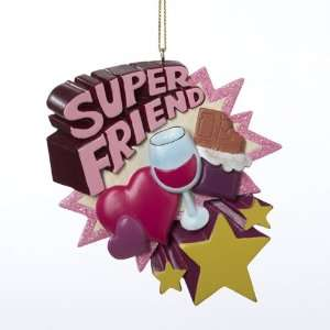 Club Pack Of 12 Tween Christmas Pink Super Friend Holiday