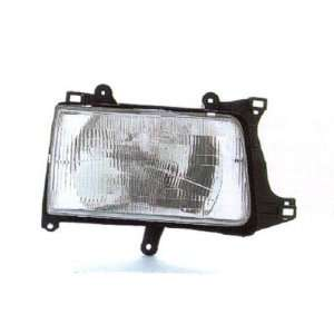 1993 98 TOYOTA T100 HEADLIGHT, PASSENGER SIDE Automotive