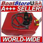 Gallon Boat Portable Fuel Tank Mercury Hose Assembly