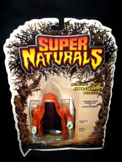 Super Naturals  MR. LUCKY Sealed Figure (Tonka 1986)