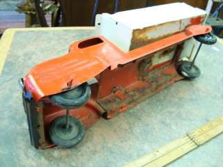 Antique Lincoln Toy Dump Truck  USA L@@K