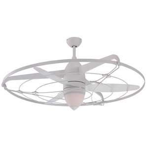 Ceiling Fan with Light by Ellington Fans
