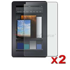 Glare LCD Screen Protector Cover Film For  Kindle Fire Tablet