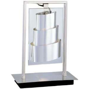 lamps beautiful sophia contemporary aluminum and glass table lamp by