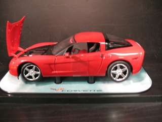 2005 Chevrolet Corvette Coupe 1/24 Scale   Greenlight
