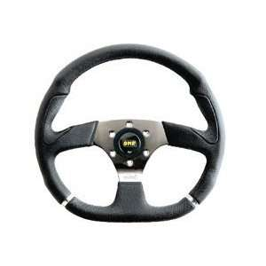 OMP Racing OMP OD/2018/LN CROMO Flat 350 mm steering wheel  Black
