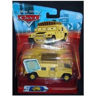 ELVIS RV Disney / Pixar CARS * MEGA SIZE * 155 Scale