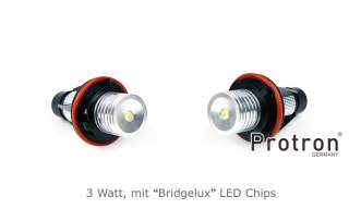 BMW LED Standlicht Angel Eyes E39 E60 E61 E65 E53 E87