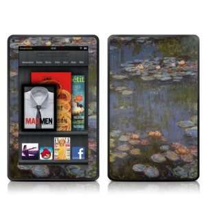 Monet   Water lilies Design Protective Decal Skin Sticker