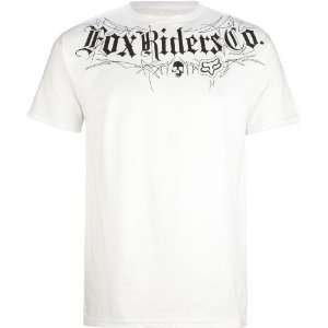 Fox Racing Rider T Shirt   2X Large/Black Automotive
