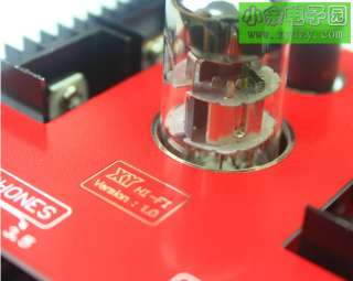 6N11 tube+FET Class A headphone preamplifier xy 5