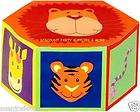 Jungle Animals Wild Kingdom Safari Treat Boxes Party Favors Supplies