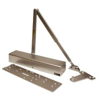 Universal Hardware Heavy Duty Aluminum Commercial Door Closer 4061 at