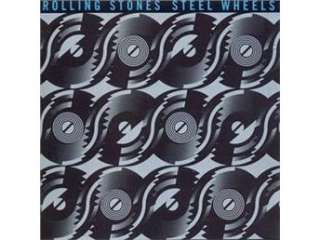 ROLLING STONES    Steel Wheels CD på Tradera. R  Rock  CD  Musik