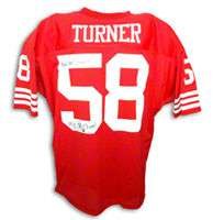 San Francisco 49ers Autographed Jerseys, San Francisco 49ers Signed