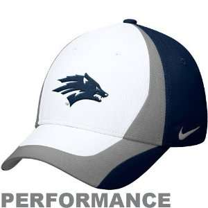 Nike Nevada Wolf Pack Navy Blue Silver Legacy 91 Players Performance
