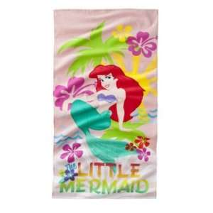 Disney Princess the Little Mermaid Beach Towel