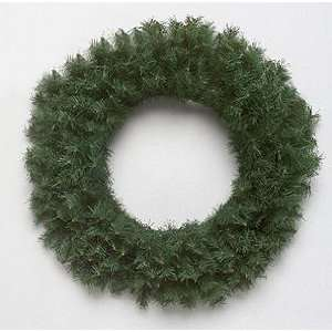 Canadian Pine Artificial Christmas Wreaths 16   Unlit