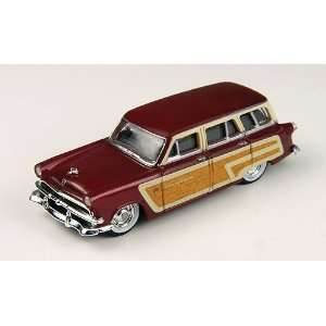 Classic Metal Works HO 1953 Ford Country Squire Wagon
