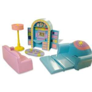 the Explorer Doras Talking House Living Room Furniture Toys & Games