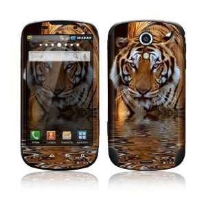 Samsung Epic 4G Skin Decal Sticker   Fearless Tiger
