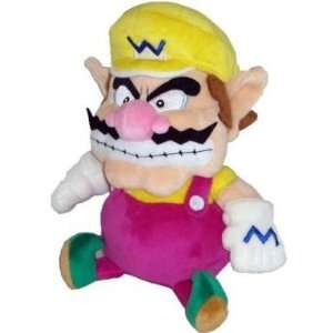 Nintendo Super Mario Bros. Wario Plush Toys & Games