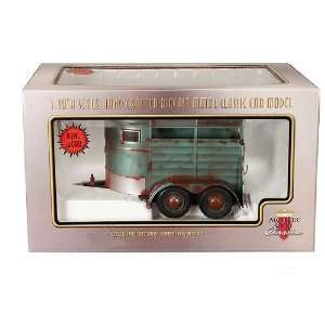 Motor City   Weathered Horse Trailer (118) Toys & Games